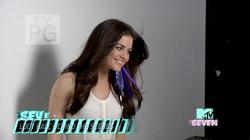 Lucy Hale - The Seven, May 16_2011  720p  mp4  caps