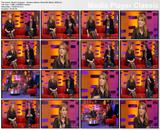 Sarah Ferguson black nylon's - Graham Norton Show 8th March 2009