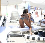 Claudia Romani 07 Sexy Bikini Candids At Miami Beach