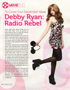 Debby Ryan- Glamoholic Magazine Dec 2011 Photoshoot- HD 720p