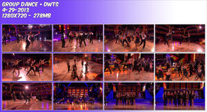 Cheryl Burke, Anna Trebunskaya and others DWTS ~ 4-29-2013