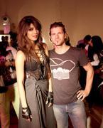 Priyanka Chopra on set of Martin Prihoda Photoshoot for GQ India - x1 MQ *HQ Update*
