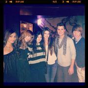 Kendall Jenner Instagram Pic 12/8/11