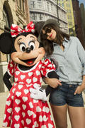 Katie Holmes at Walt Disney World Resort in Orlando 03/16/14