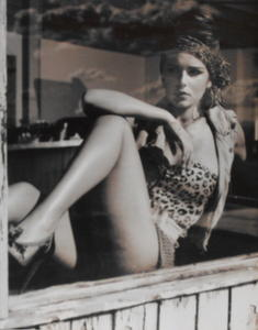 Cheryl Cole Tweedy sexy Calendar photo shoot