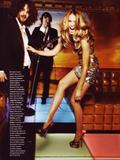 Elle Macpherson - Tatler Magazine Scans