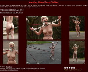 House of Gord: Another Naked Pussy Walker
