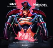 JigglyGirls full comics COLLECTION